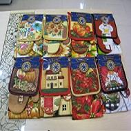 Кухонный набор с фартуком