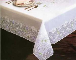 Скатерть БАТИСТ цветной 120х150(262)