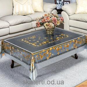 Клеенка на стол 3D 120х165 см(340/1)
