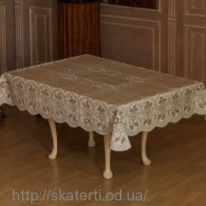 Скатерть на прямоугольный стол 10х140 см (102/20)