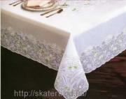 Скатерть БАТИСТ цветной 135х180см(263)