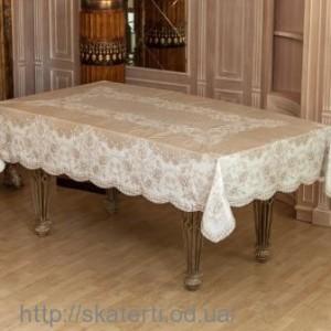 Скатерть на стол в зал 150х230 см (107/17)