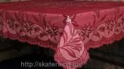 Скатерть виниловая (цветная)120х150см(103/13)