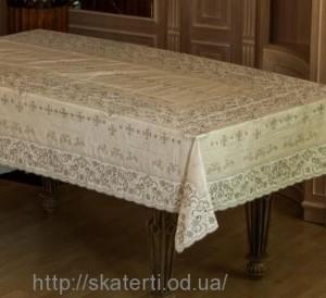 Скатерть современная 150х260 см (108/2)
