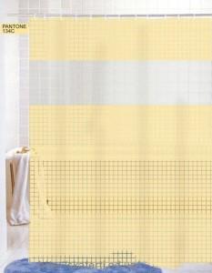 Шторка в ванную комнату (417/10)