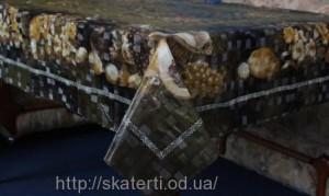 Скатерть силиконовая 120х165см(3501/3)