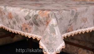 Скатерть полиэстер 110х150см(283/14)