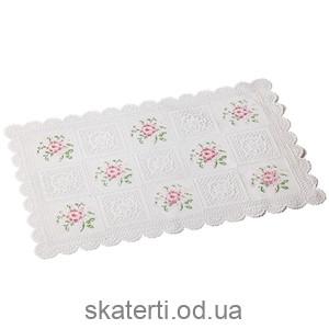 Салфетка вышивка малая 30х45см (5211-1)