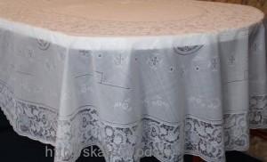 Скатерть виниловая (цветная) 150х230см (113/2)
