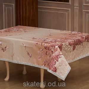 Скатерть на стол ПРОВАНС 150х230см(3314/7)