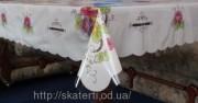 Скатерть силиконовая 120х150см(3401/5)