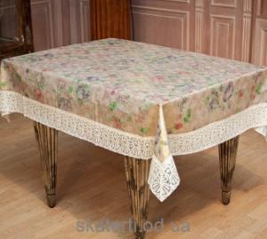 Скатерть на обеденный стол 150х230см(3014/3)