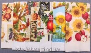 Кухонный набор 6 полотенец(4013/1)
