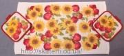 Кухонный набор с полотенцем (4012/8)