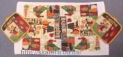 Кухонный набор с полотенцем (4012/4)