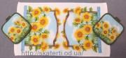 Кухонный набор с полотенцем (4012/1)