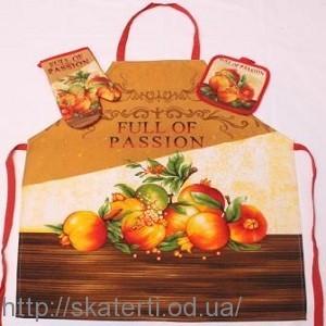 Кухонный набор с фартуком (4011/2)