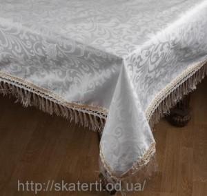 Скатерть тканевая ДАНА 120х150 см(2742/3)