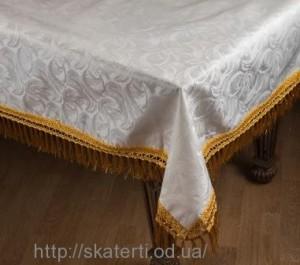 Скатерть тканевая ДАНА 120х150 см(2742)