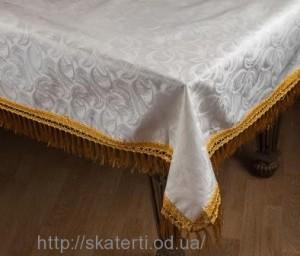 Скатерть тканевая ДАНА 150х230 см(2744)