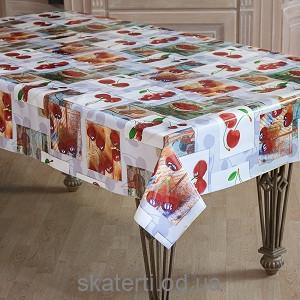 Клеенка столовая в рулонах ЛАМИНАТ(L-4036)-21
