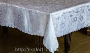 Скатерть на стол тканевая 150х230 см( 2733/3)