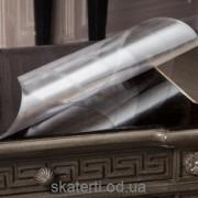 Скатерть мягкое стекло 90смх30м(0.8мм)550908