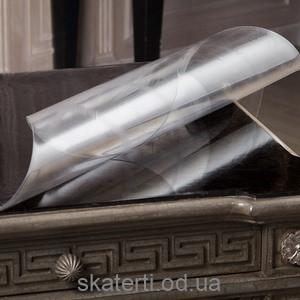 Скатерть мягкое стекло 60смх20м(1.8мм)55063