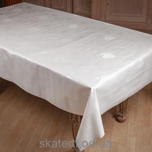Скатерть на стол клеенка Атлас 110х140см(5085-1/9)