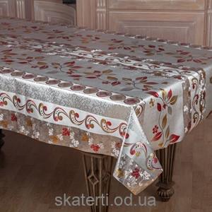 Скатерть в рулоне Тоскана цветная (54742-4S)(5072 B-1)